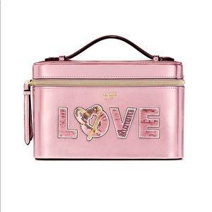 Victoria's Secret Love makeup case